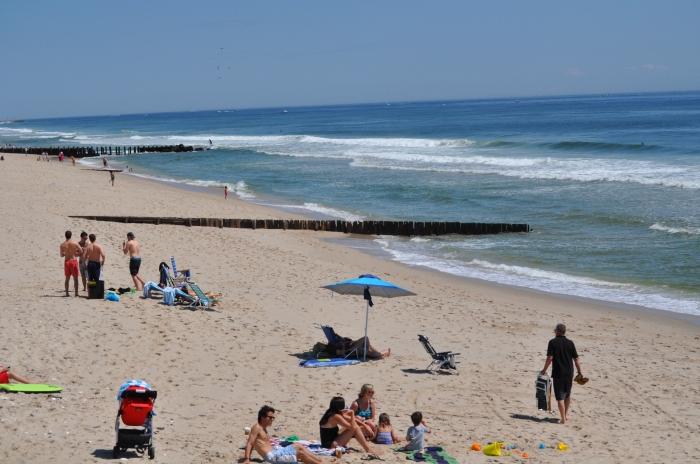 Bay Head Beach Day